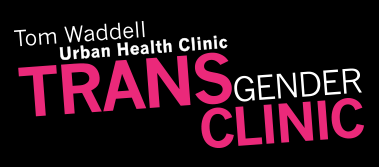 Tom Waddell Health Center Transgender Clinic logo